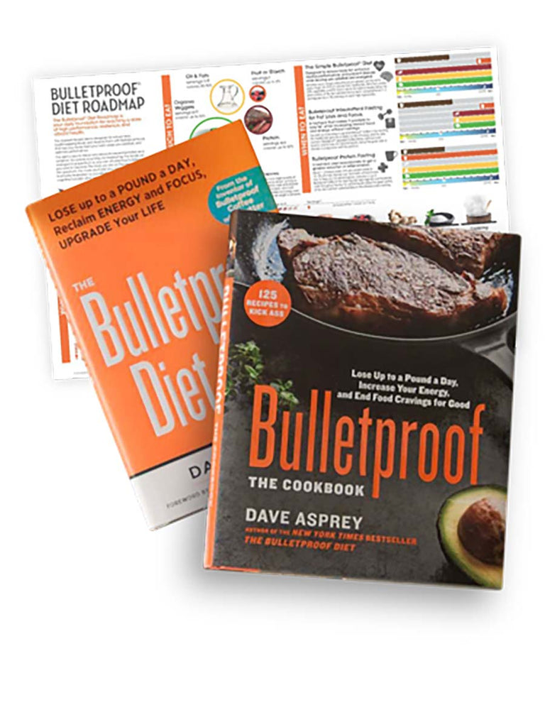 Bulletproof Diet & Cookbook Kit
