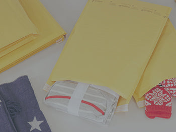 CUSHIONED SHIPPING MAILERS