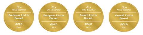 WineSearcher Award Medals WinePro