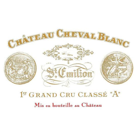 Cheval Blanc 1992 - 75cl bt