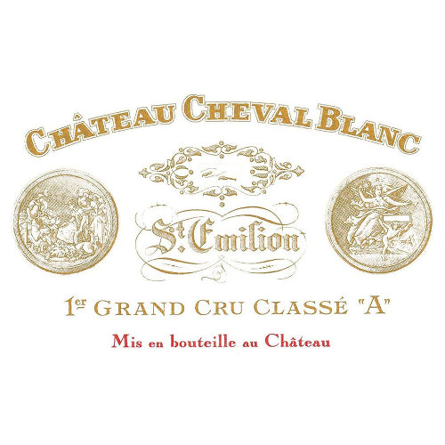 Cheval Blanc 2007 - 75cl (in bond)