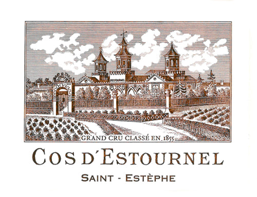 Cos d'Estournel 1993 - 75cl bt