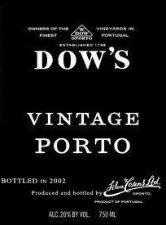 Dow's Port 1975 - case of 12