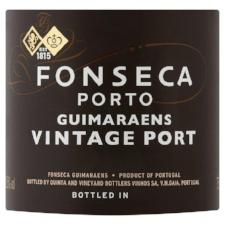 Fonseca Guimaraens 1992 - case of 12