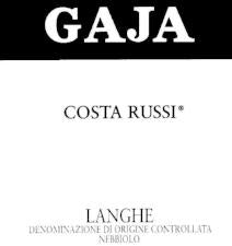 Gaja Angelo Costa Russi 1999 - 75cl bt
