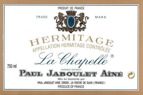 Paul Jaboulet Hermitage La Chapelle 1990 - 75cl bt