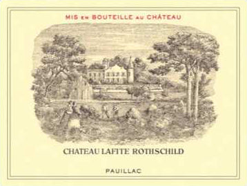 Lafite Rothschild 1995 - 75cl bt