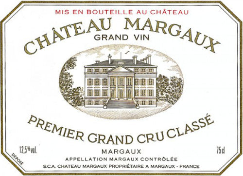 Margaux 2000 - 75cl bt
