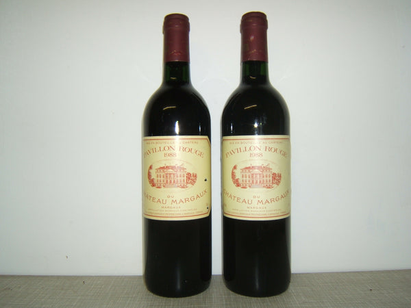Pavillon Rouge 1988 - 75cl bt