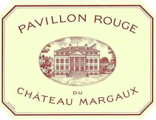Pavillon Rouge 2002 - 75cl bt