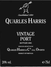 Quarles Harris Vintage Port 1985 - case of 12