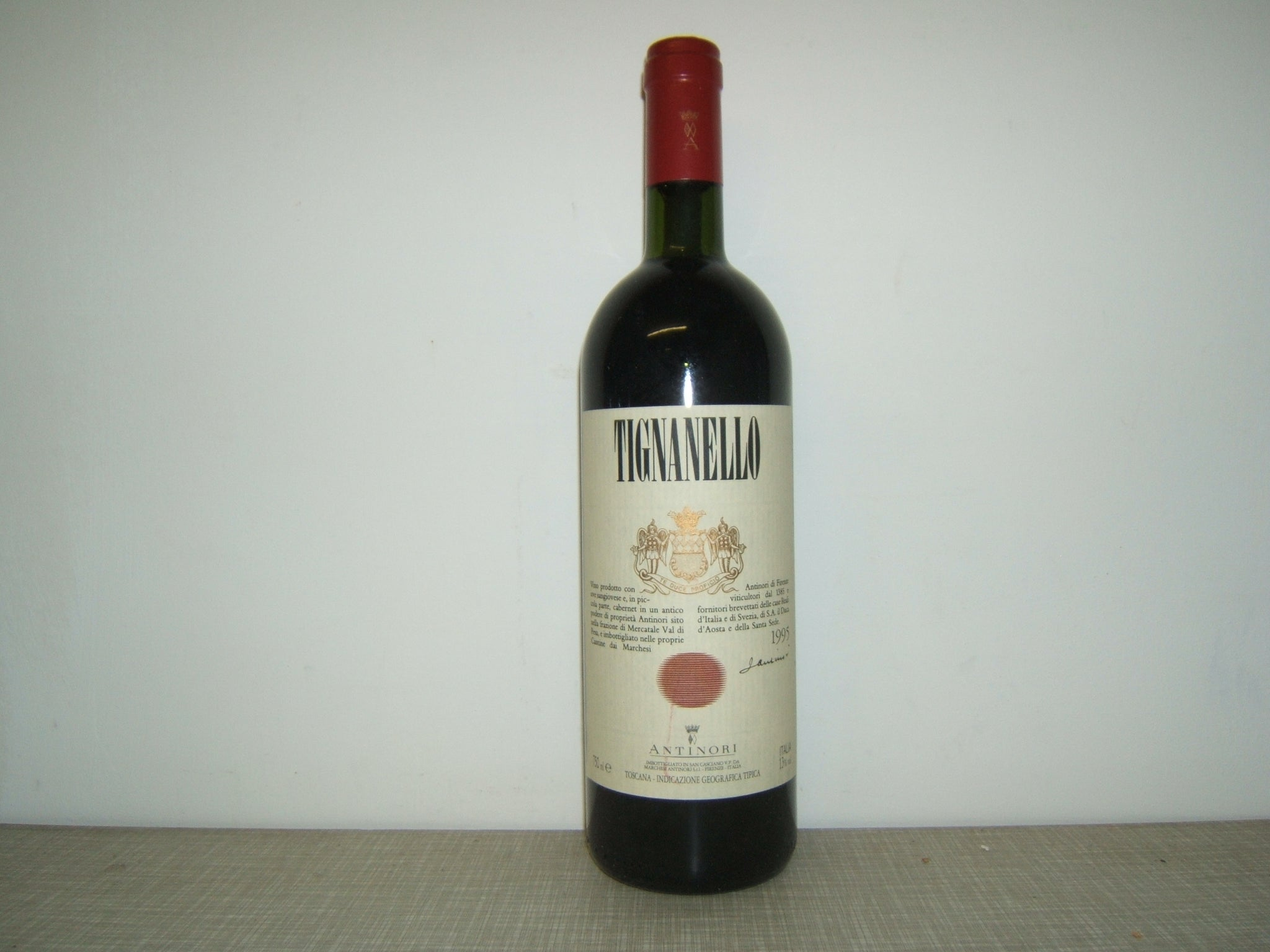 Tignanello 1995 - 75cl bt