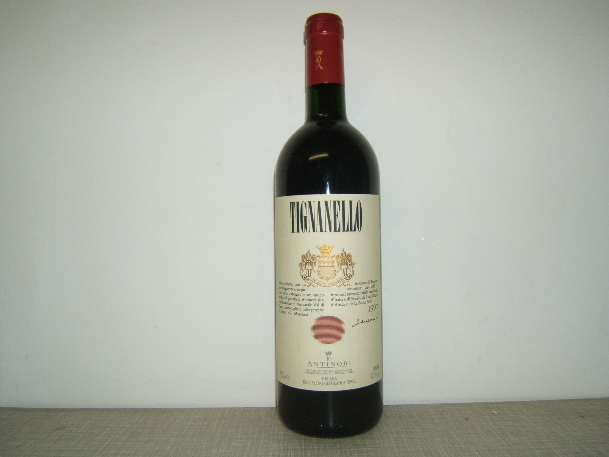 Tignanello 1997 - 75cl bt