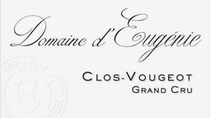 Eugenie Dom. Clos Vougeot Grand Cru - case of 6