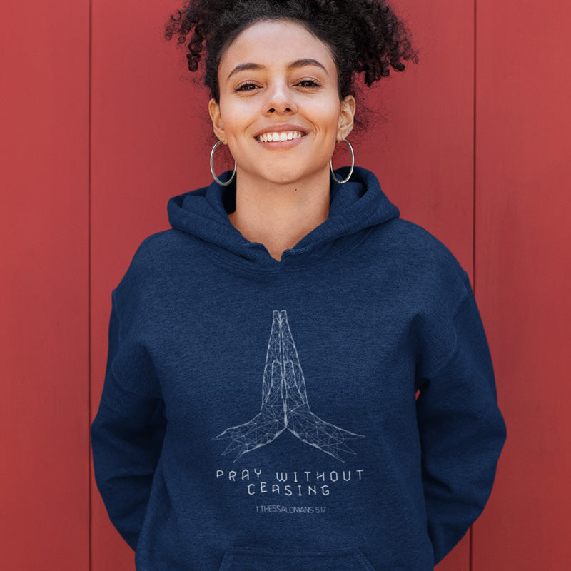 AlignedBlessings.com - Faith Hoodies