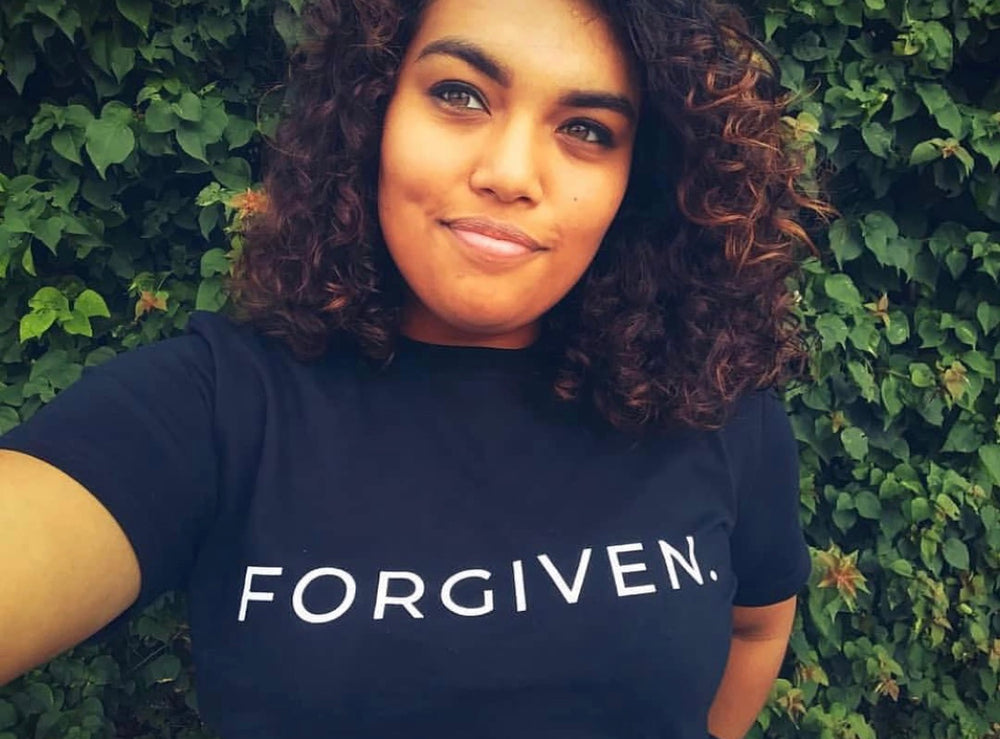 "Official"" Forgiven"" Tee - Aligned Blessings, LLC"