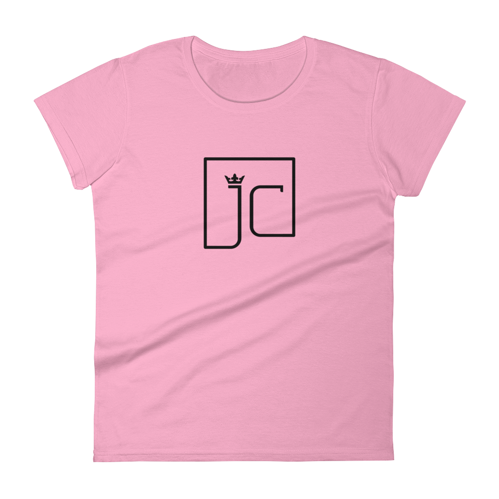 """JC - King of Kings"" Women's Classic Fit Tee - Aligned Blessings.com"