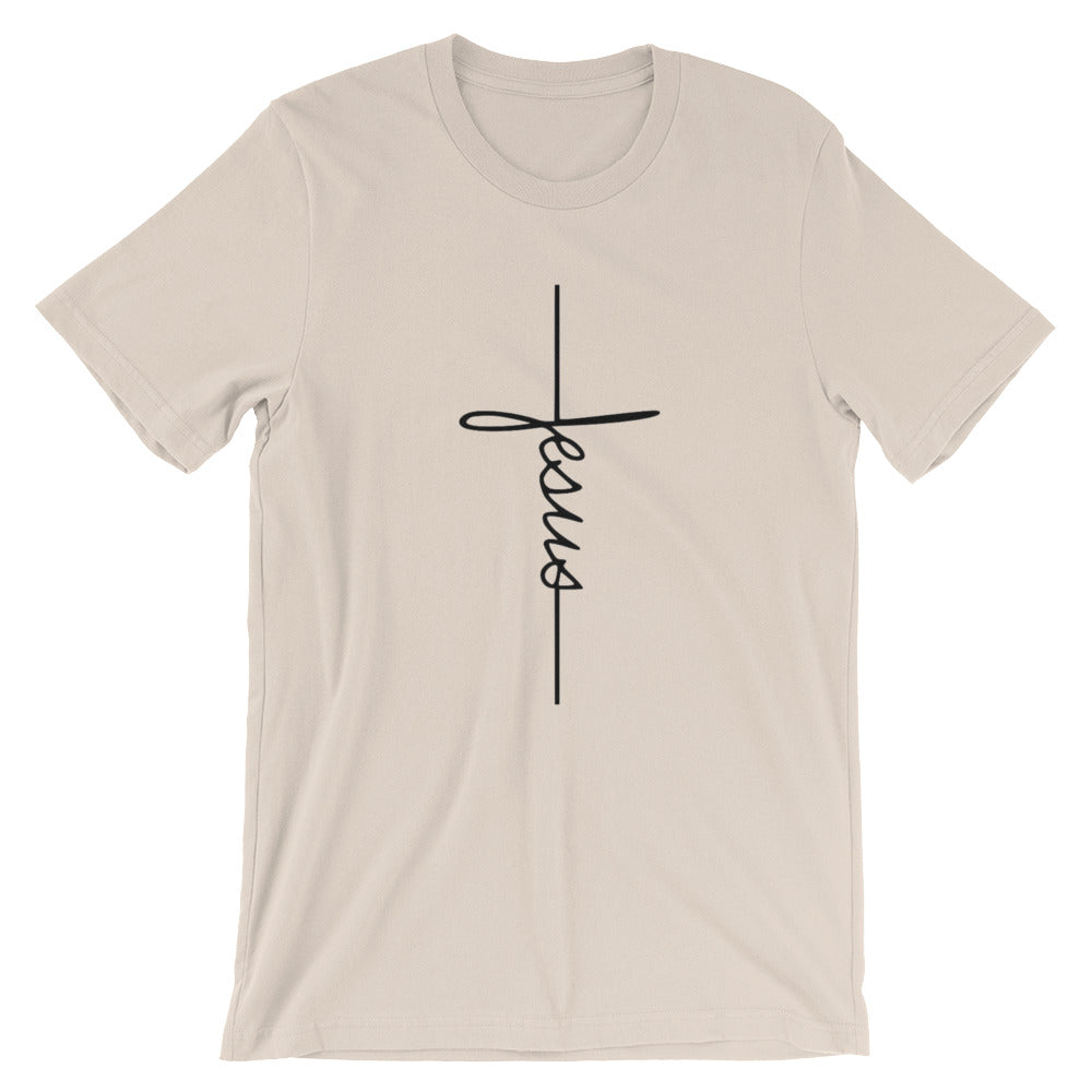 """Jesus Bore It All"" Tee - Aligned Blessings.com"