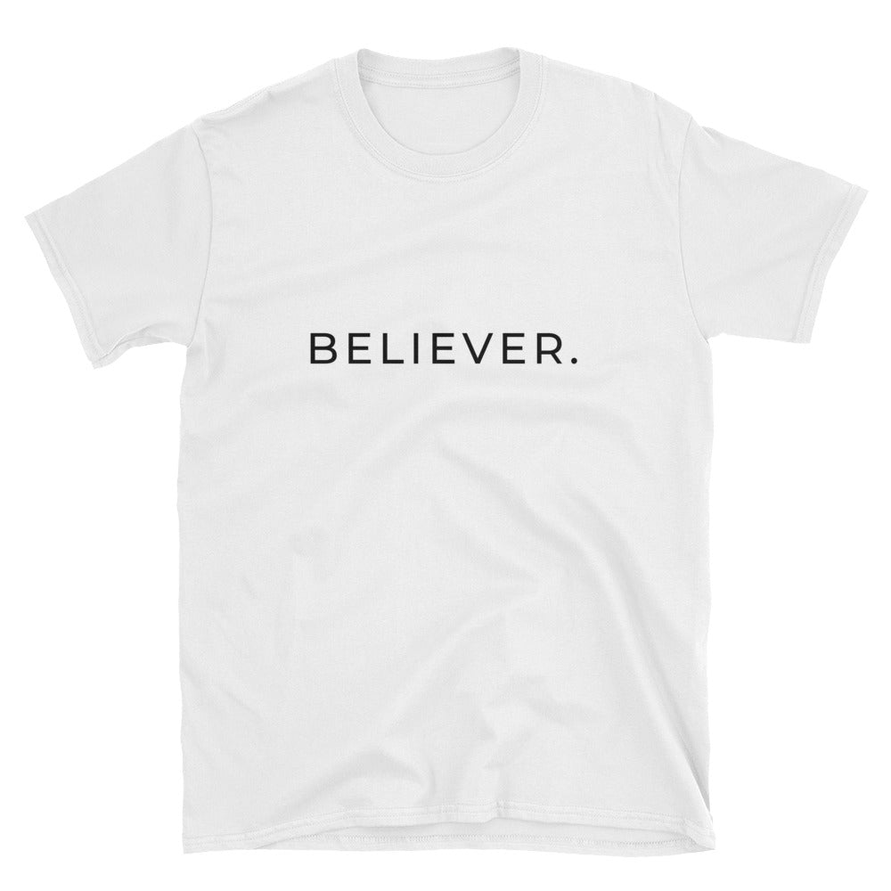 "Official ""Believer"" Tee - Aligned Blessings.com"