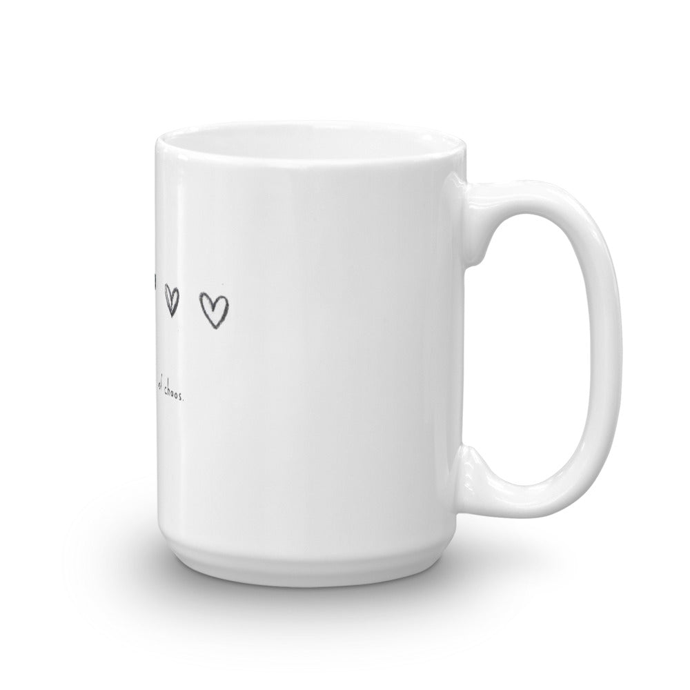 """Beauty"" Mug - Aligned Blessings.com"