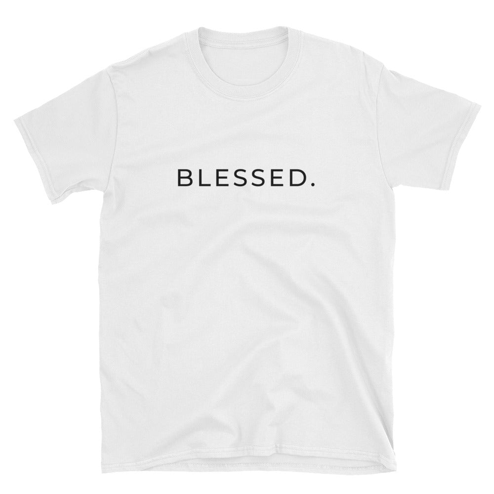 "Official ""Blessed"" Tee - Aligned Blessings, LLC"