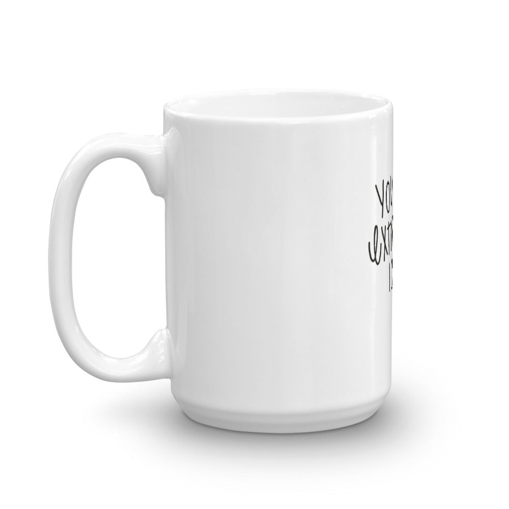"""Loved"" Mug - Aligned Blessings, LLC"