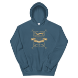 """Made for Worship"" Soft & Warm Faith Hoodie - Aligned Blessings.com"