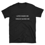 """LOVE MADE"" Softstyle Tee"