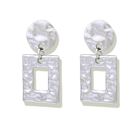 Flow It Geo Earrings