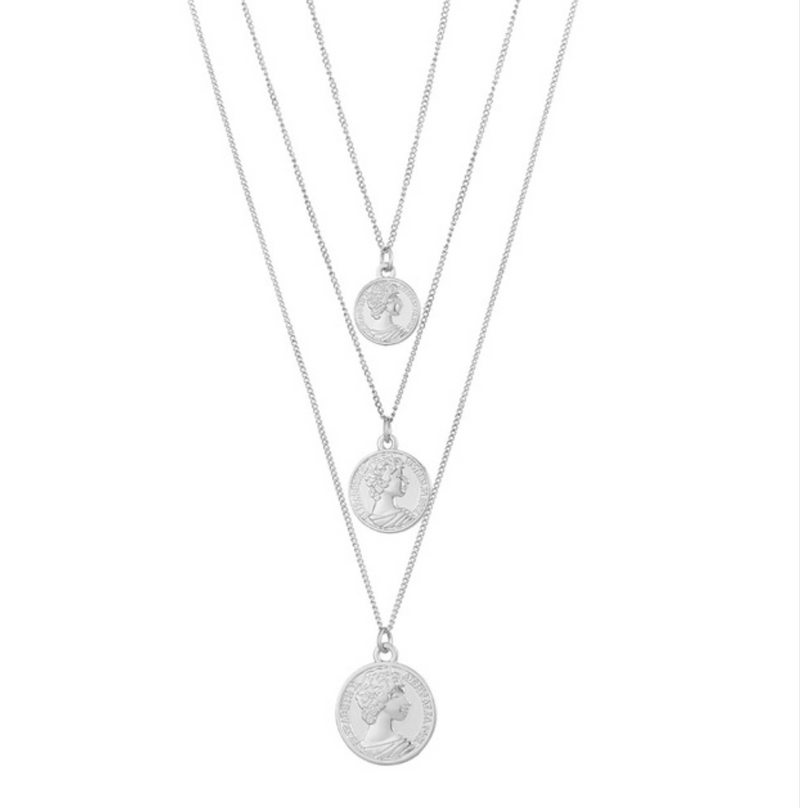 Coin Song Multi Necklace - About Last Night