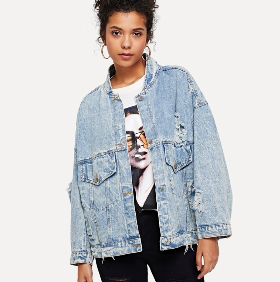 1980 Denim Jacket - About Last Night