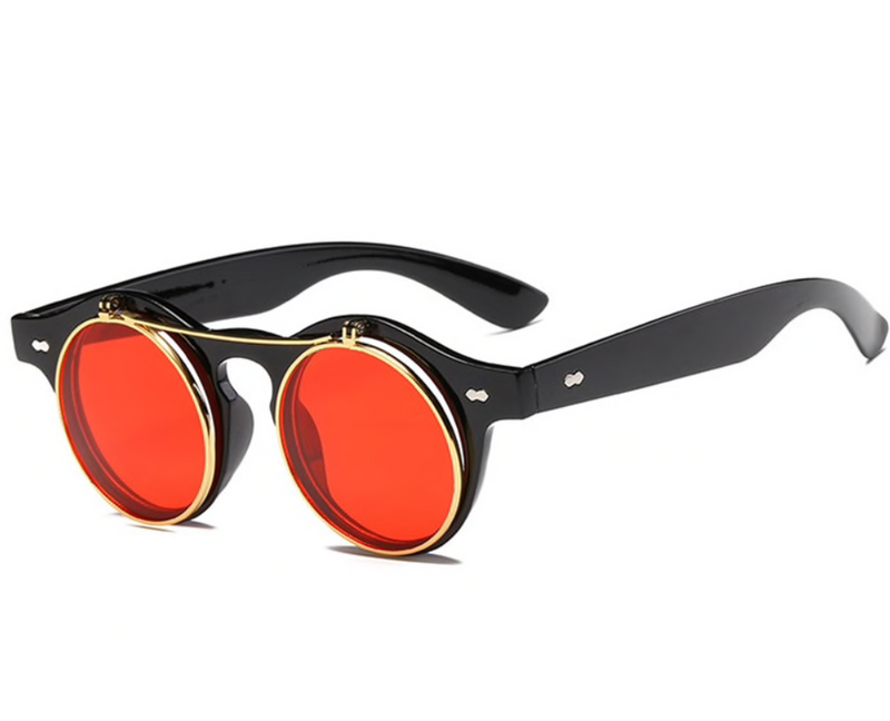 Retro Flip Up Sunglasses - About Last Night