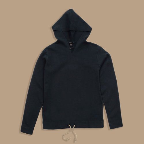 Sudadera de cashmere azul mujer - Blinded Soul