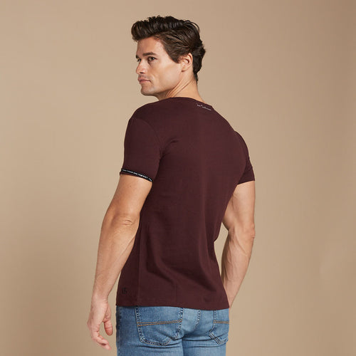 "Camiseta cashmere ""Lee"" - Blinded Soul"