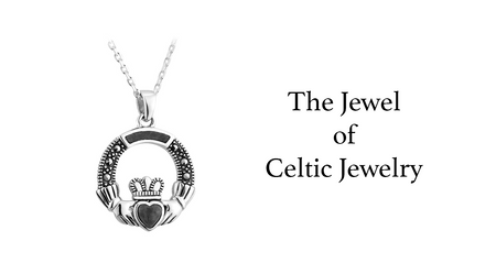 Claddagh Design: The Jewel of Celtic Jewelry