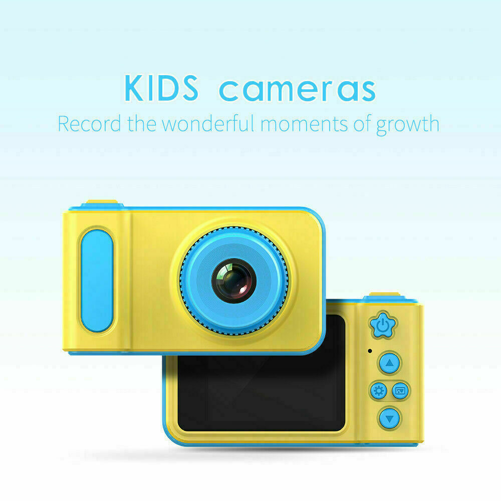 "Kids Digital Camera & Video Camcorder 2.0"" HD"