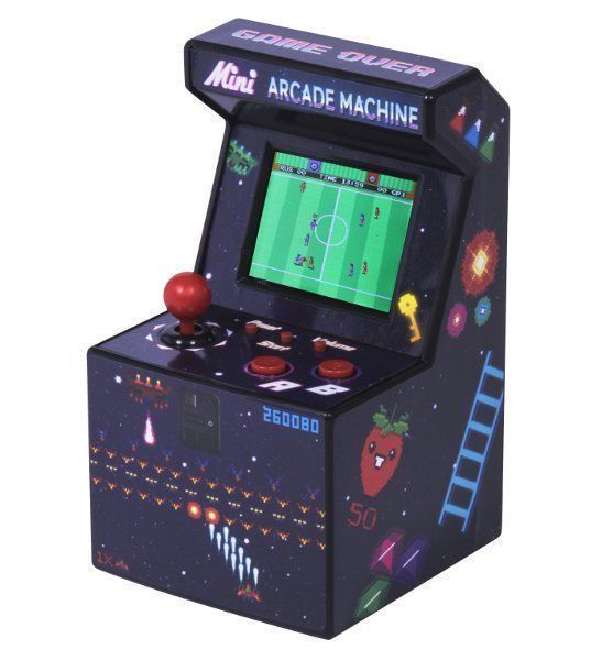 Retro Mini Arcade Cabinet Machine - 200 games
