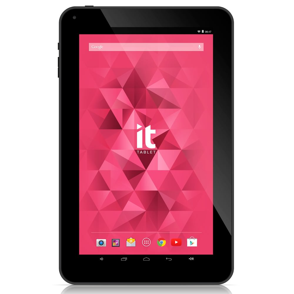 "it - 10.1"" Quad-Core Tablet 16Gb 5.1 Lollipop"