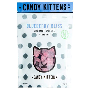 Candy Kittens Blueberry Bliss | 138gm - jubbas.com
