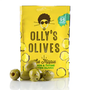 Olly's Olives Lemon & Thyme Olives - jubbas.com
