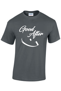 Charcoal Good Afternoon T-shirt - jubbas.com