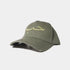 Triple Khaki Hubb/Love Distressed Arabic Cap