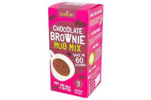 CHOCOLATE MUG BROWNIE MIX - jubbas.com