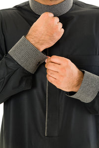 Tweed Men Jubba - jubbas.com