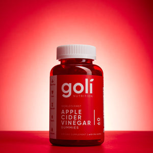 Apple Cider Goli Gummies - jubbas.com