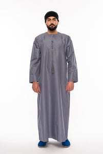 Grey Emirati Toddlers|Kids - jubbas.com