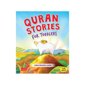 Quran Stories for Toddlers - for Boys - jubbas.com