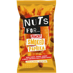 Nuts For Punchy Smoked Paprika