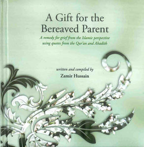 A Gift for the Bereaved Parent - jubbas.com