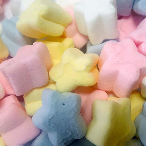 Marshmallows Star Mallow Shape - jubbas.com
